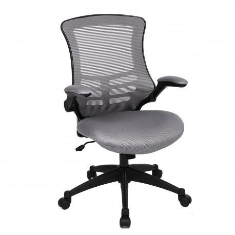 Kancelářská židle LINDY G81 šedá Barva síťoviny DSG šedá síťovina OBN81G