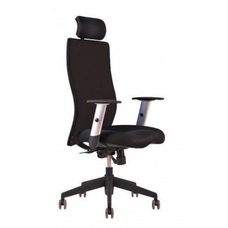 Kancelářská židle CALYPSO GRAND SP1 černé Barva Černá